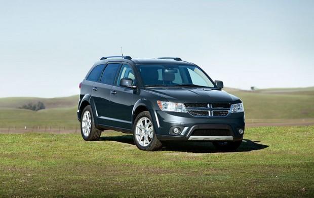 El nuevo Dodge Journey RT estará disponible en el segundo semestre de 2013