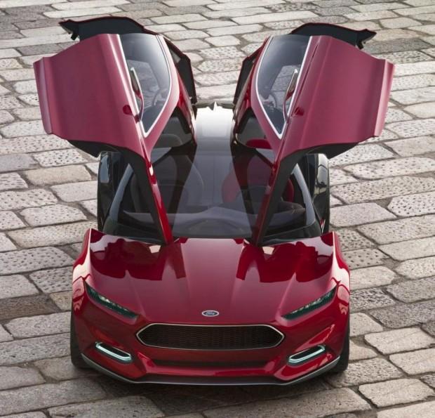 El Ford Evos Concept estará presente en Salón de Buenos Aires