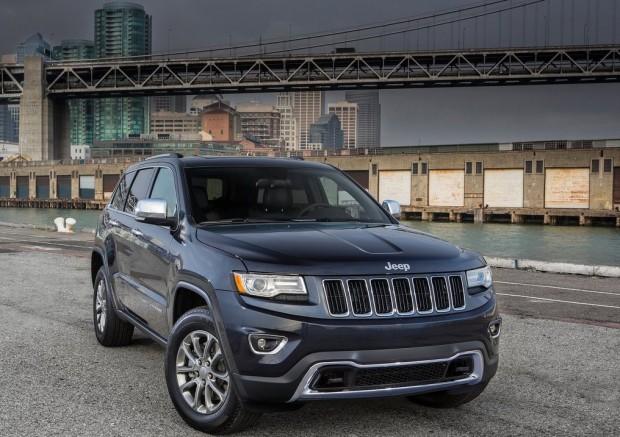 El Jeep Grand Cherokee 2014 será presentado en el Salón de Buenos Aires