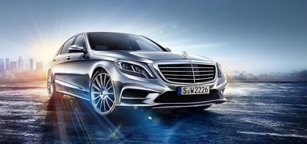 Nuevo Mercedes Benz Clase S, primera foto oficial