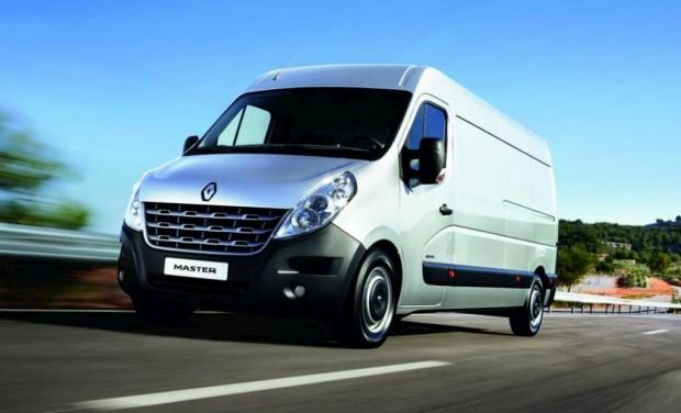 Nuevo Renault Master 2013, lanzamiento oficial