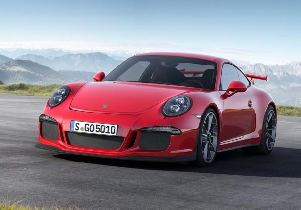 Porsche 911 GT3 en video