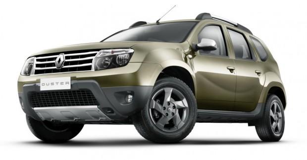 Renault Duster con ABS en todas las versiones