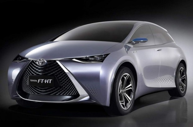 Toyota FT-HT Yuejia concept