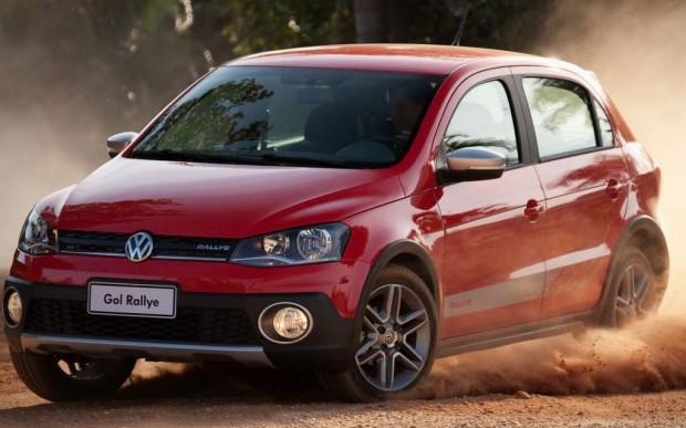 Volkswagen Gol Track y Rallye
