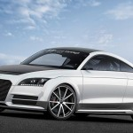 Audi TT Ultra Quattro Concept, en Video
