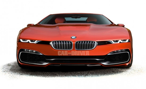 BMW M8, programado para 2018