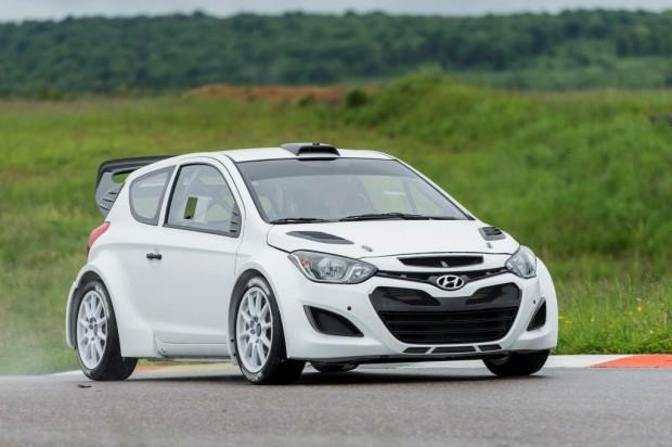 Hyundai i20 WRC realiza una exitosa ronda de pruebas