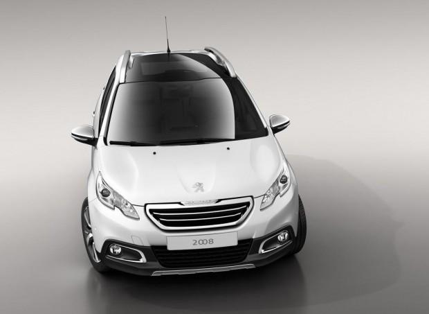 Peugeot 2008, sistema de control de tracción en video