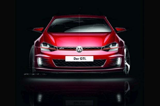 Volkswagen Golf GTi Concept para el Salón de Wörthersee