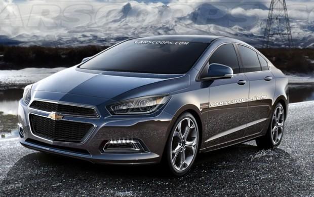 Chevrolet Cruze 2015, Proyecciones