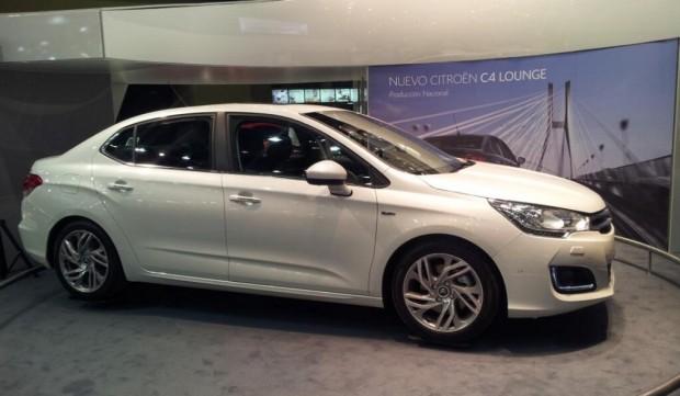 El Citroën C4 Lounge será comercializado a partir de Septiembre