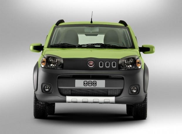 Fiat Uno Way y Economy con dirección hidráulica de serie