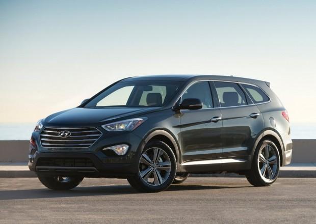 Nueva Hyundai Santa Fe disponible a un precio de 51.000 dolares