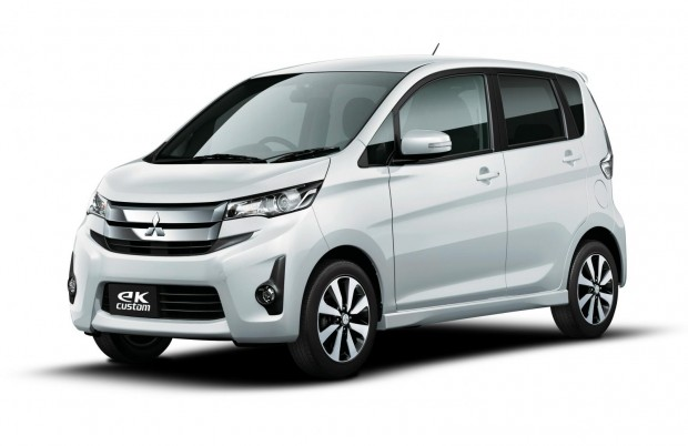 Mitsubishi eK Wagon y eK Custom