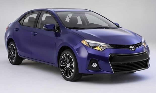 Nuevo Toyota Corolla 2014, oficialmente revelado