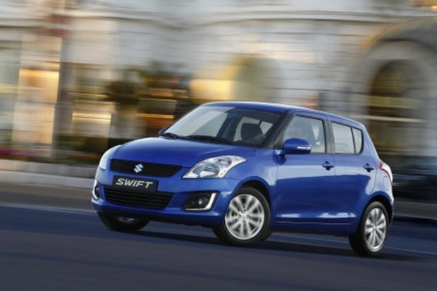 Suzuki Swift restyling 2014