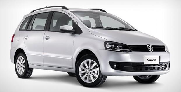 Volkswagen Suran gama 2013, con mayor equipamiento y nuevas versiones