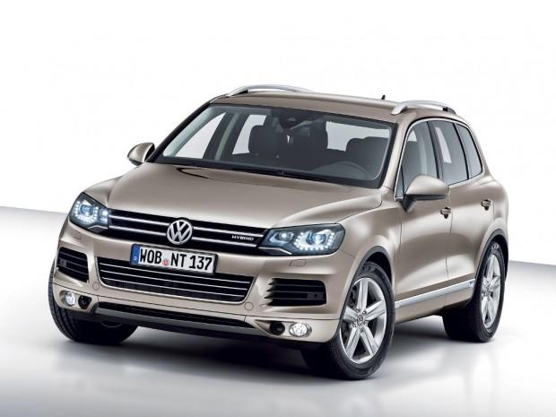 Volkswagen Touareg Hybrid, presentación oficial