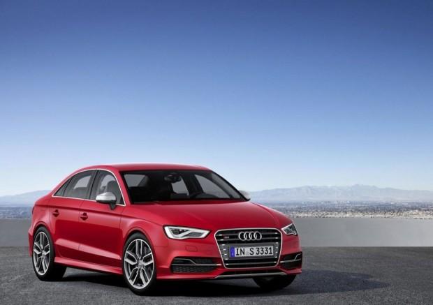 El nuevo Audi A3 Sedán entra en producción en Hungría