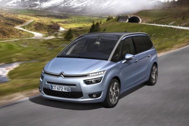 Nuevo Citroën Grand C4 Picasso 2014