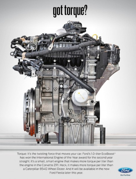 Ford gana el premio «Motor Internacional del Año» por segundo año consecutivo