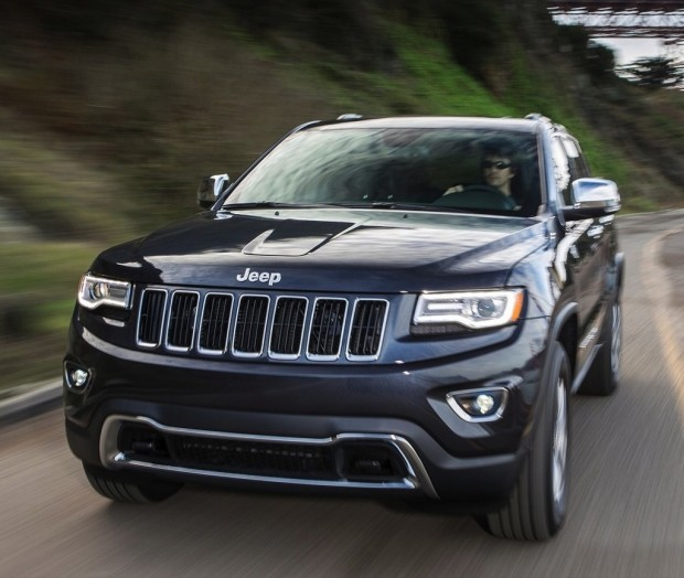 Jeep Grand Cherokee, disponible en Argentina desde 84.000 dolares