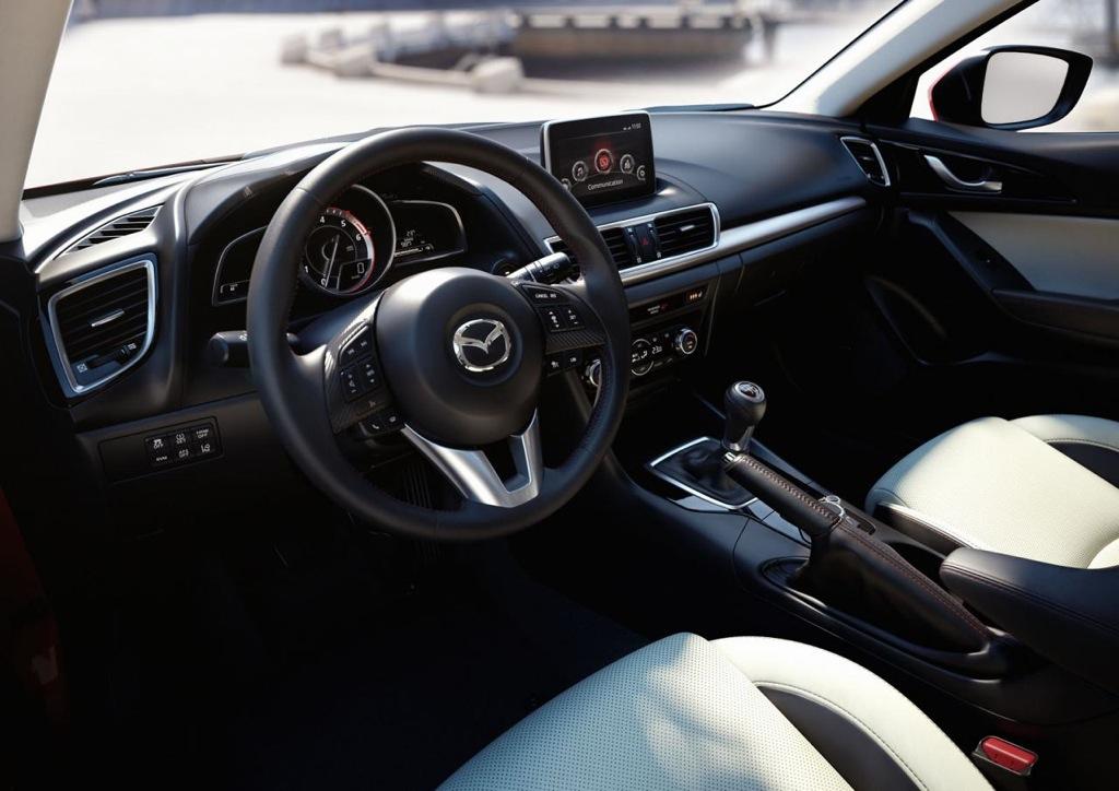 Nuevo Mazda3 2014 — Mundoautomotor