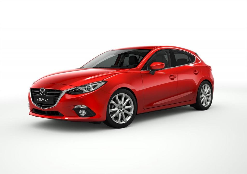 TECNO HOY: Mazda 3 2014