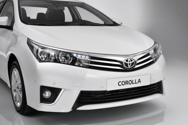 Nuevo Toyota Corolla 2014 versión Europea