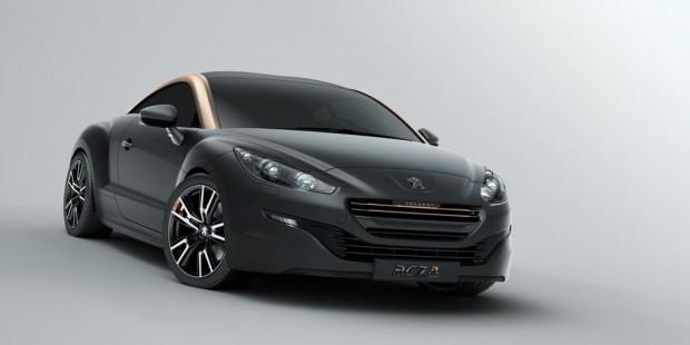 El Peugeot RCZ R 2014 sale a producción