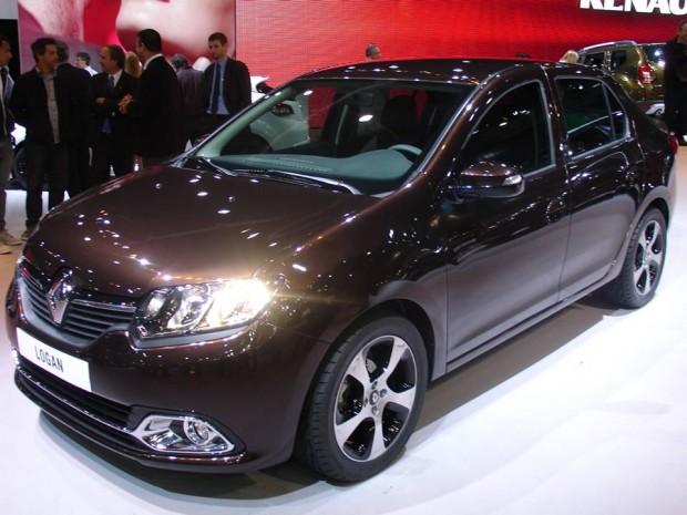Nuevo Renault Logan en el Salón de Buenos Aires