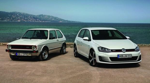 Volkswagen produjo 30 millones de Golf