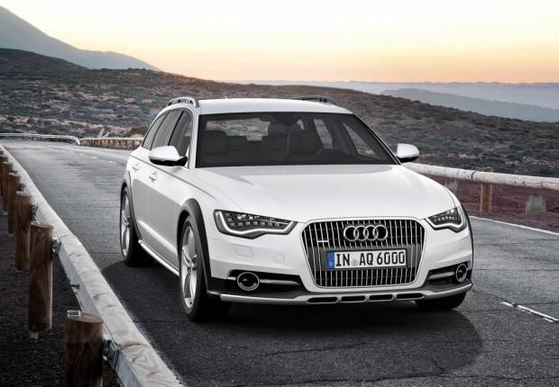 Nuevo Audi A6 Allroad Quattro 2013