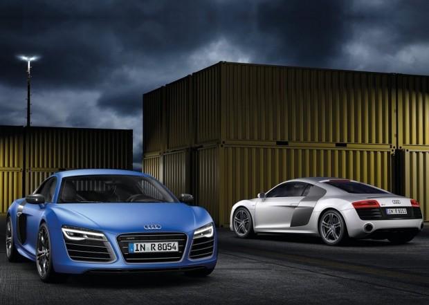 Audi R8 Coupé y R8 Spyder 2013, lanzamiento oficial en Argentina