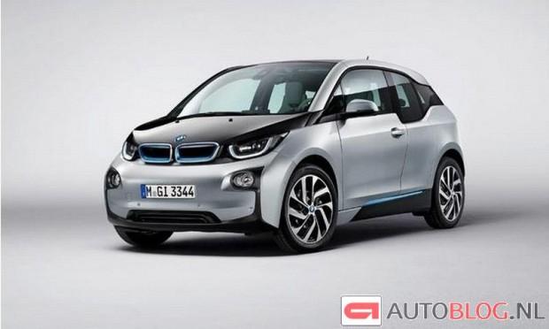 El BMW i3 se filtra en la web antes de su presentación oficial el 29 de Julio