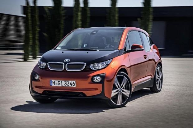 BMW i3 2014, presentación oficial