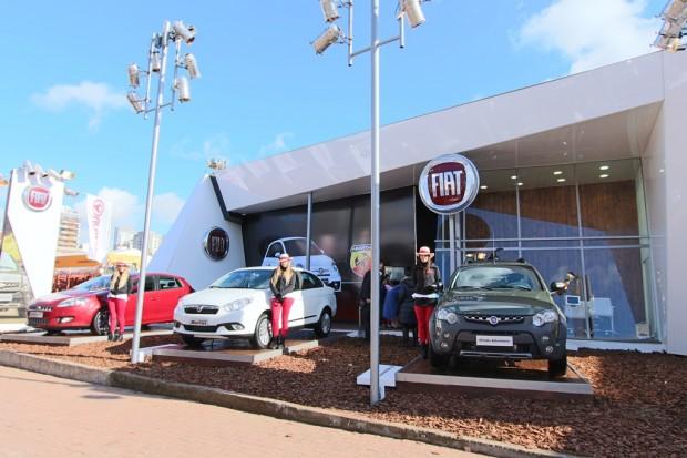 Fiat Argentina se encuentra presente en la 127° Exposición Rural 2013