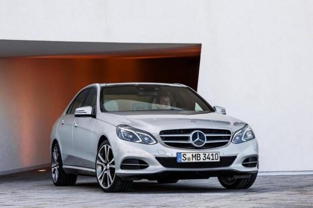 Mercedes Benz Clase E350 BlueTec incorpora transmisión automática de 9 velocidades