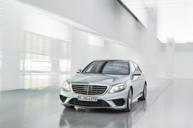 Mercedes Benz S 63 AMG 2013, oficialmente revelado