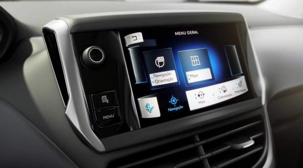 El Peugeot 208 ofrece soluciones tecnológicas de vanguardia
