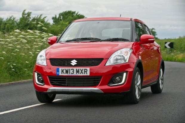 Suzuki Swift 4×4