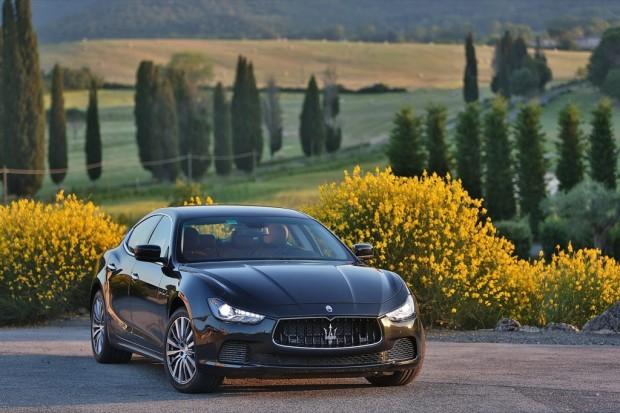 Maserati Ghibli 2014, Nuevas Imágenes