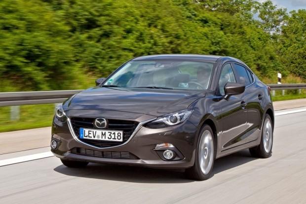 Nuevo Mazda3 Sedán 2014