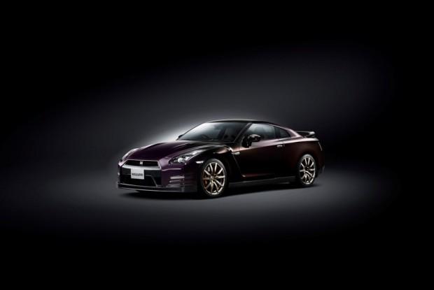 Nissan GT-R Midnight Opal edición limitada