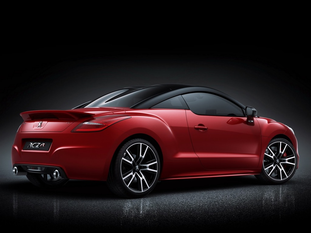 peugeot rcz r 2014 mundoautomotor. Black Bedroom Furniture Sets. Home Design Ideas