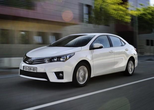 Nuevo Toyota Corolla para Europa, Detalles y Videos