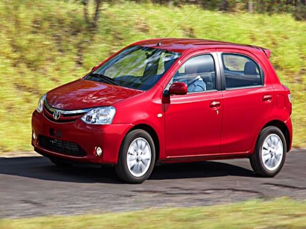 Toyota Etios, preventa exclusiva de 1000 unidades a un precio de 89.200 pesos