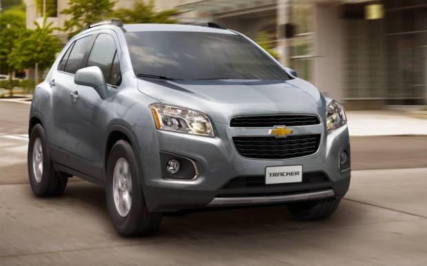 Chevrolet Tracker, disponible desde 139.900 Pesos