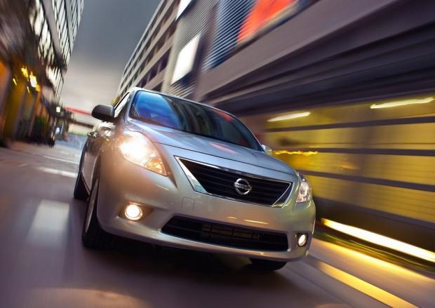 Nissan Versa, disponible en Argentina a un precio de 104.062 pesos